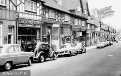 Chalfont St Peter, Market Place 1961