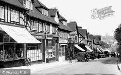 Chalfont St Peter, Market Place c.1955
