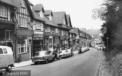Chalfont St Peter, Market Place c.1960