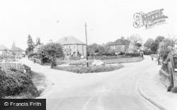 Chalfont St Peter, Monument Road Junction c.1960