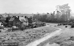 Chalfont St Peter, The Common c.1955