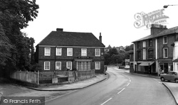 Chalfont St Peter, The Greyhound Inn c.1965