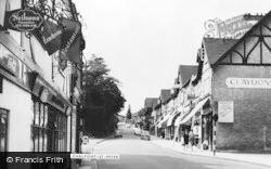 Chalfont St Peter, The Village c.1960