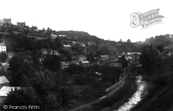 General View 1900, Chalford