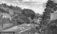 Chalford, On The Canal 1910