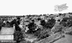 The Hill c.1960, Chalford