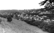 Chalford, The Valley c.1960