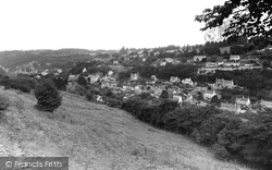 The Valley c.1960, Chalford