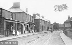 Chalvey, High Street c.1900
