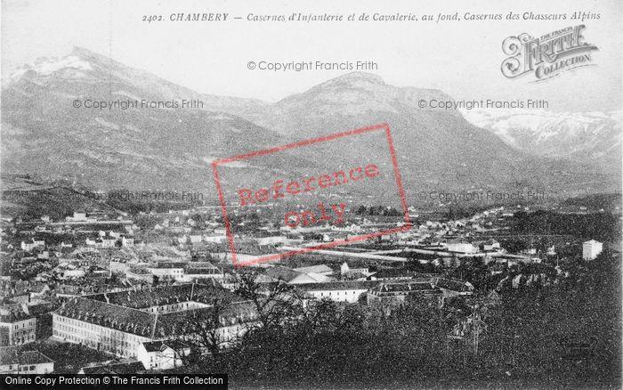 Photo of Chambéry, c.1910