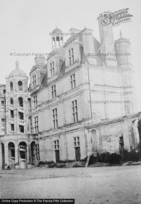 Photo of Chambord, Chateau De Chambord c.1935