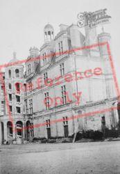 Chateau De Chambord c.1935, Chambord