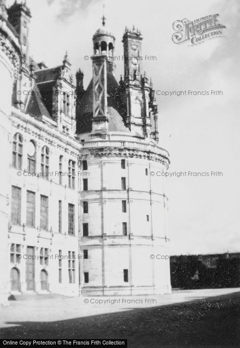 Photo of Chambord, Chateau De Chambord c.1939