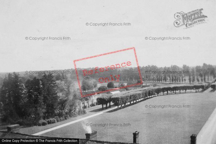 Photo of Chambord, Chateau De Chambord, Grounds c.1935