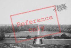 Chateau De Grounds c.1935, Chambord