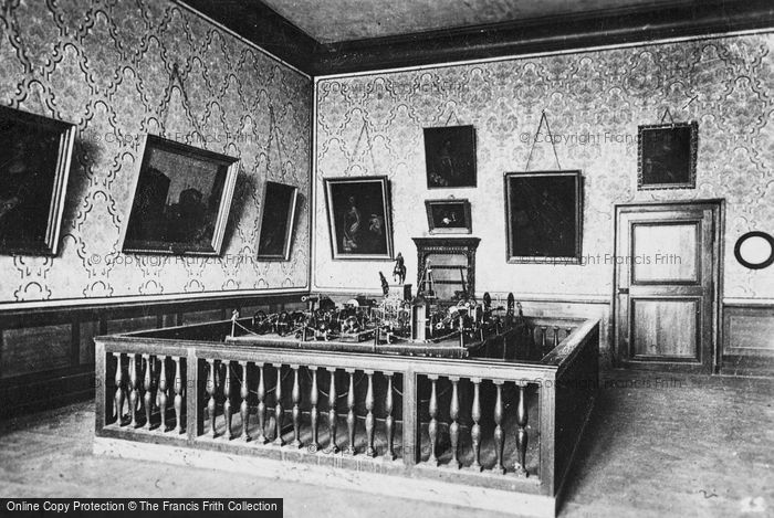 Photo of Chambord, Chateau De Chambord, Interior c.1935