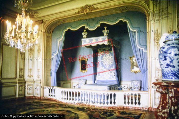 Photo of Chambord, Chateau De Chambord, Interior c.1984