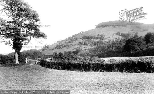 Photo of Chanctonbury Ring, 1894