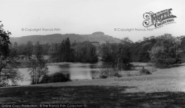 Photo of Chanctonbury Ring, The Ring And Wiston Pond c.1955