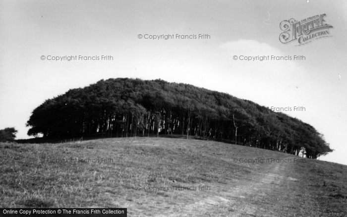 Photo of Chanctonbury Ring, The Ring c.1960