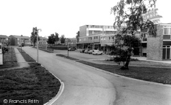 Chandler's Ford, Ashdown Road c.1965