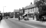 Chandler's Ford, Bournemouth Road c1960