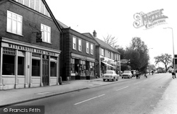 Chandler's Ford, Bournemouth Road c.1965
