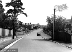 Chandler's Ford, Common Road c.1965
