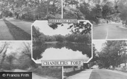 Chandler's Ford, Composite c.1965