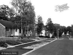 Chandler's Ford, Gordon Road c.1960