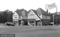 Chandler's Ford, Hiltingbury/Kingsway Crossroads c.1955