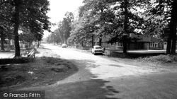 Chandler's Ford, Marlborough Road c.1960