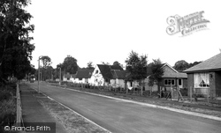 Chandler's Ford, Nichol Road c.1960