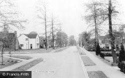 Chandler's Ford, Nichol Road c.1965