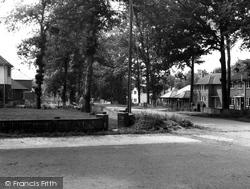 Chandler's Ford, Oakwood Road c.1960