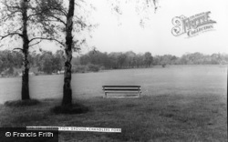 Chandler's Ford, Recreation Ground c.1965