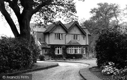 Chandler's Ford, Sherborne House School c.1955