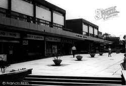 Chandler's Ford, Shopping Parade c.1965
