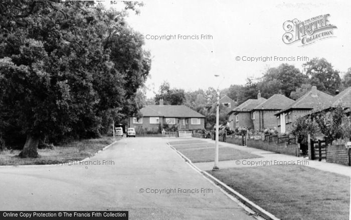 Photo of Chandler's Ford, Springhill Road c.1960