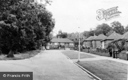 Chandler's Ford, Springhill Road c.1960