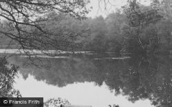 Chandler's Ford, The Lake c.1955