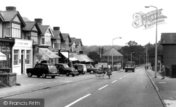 Chandler's Ford, The Parade c.1965