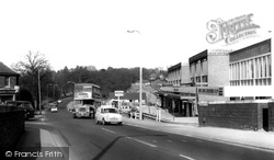 Chandler's Ford, Winchester Road c.1965