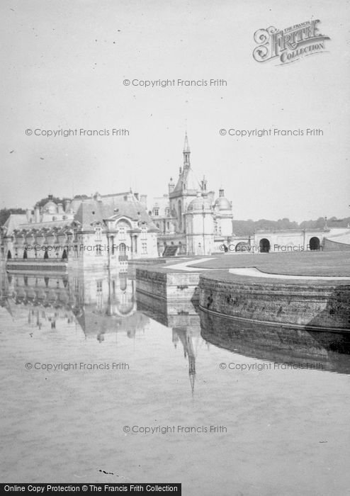 Photo of Chantilly, Chateau De Chantilly 1938