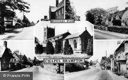 Composite c.1950, Chapel Brampton