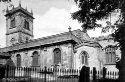 Church Of St Thomas A Becket c.1940, Chapel-En-Le-Frith