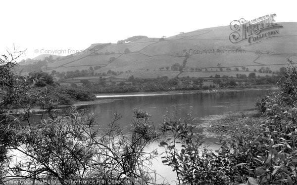 Photo of Chapel En Le Frith, Combs Lake c.1940