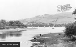 Combs Reservoir c.1940, Chapel-En-Le-Frith