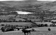 Chapel-En-Le-Frith, Combs Reservoir c1940