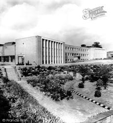 Ferodo Research Laboratories c.1960, Chapel-En-Le-Frith